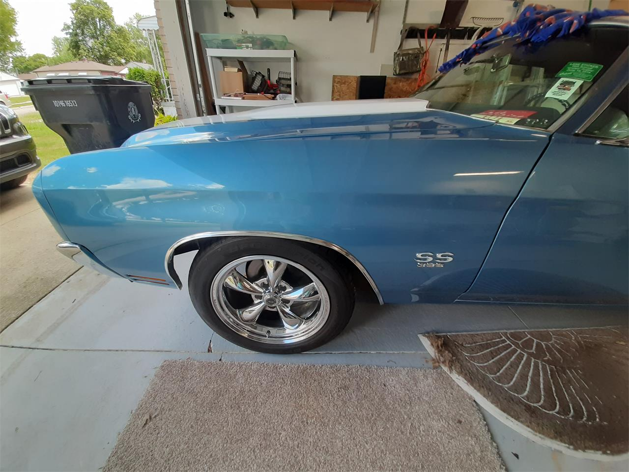 1970 Chevrolet Chevelle SS (CC-1422616) for sale in Roseville, Michigan