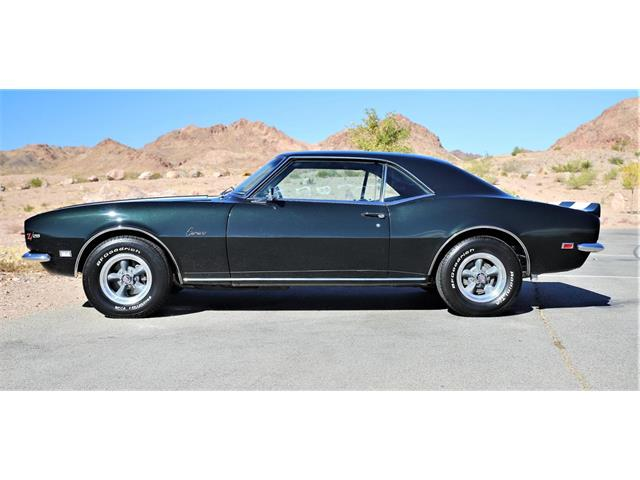 1968 Chevrolet Camaro SS Z28 (CC-1422618) for sale in Boulder City, Nevada