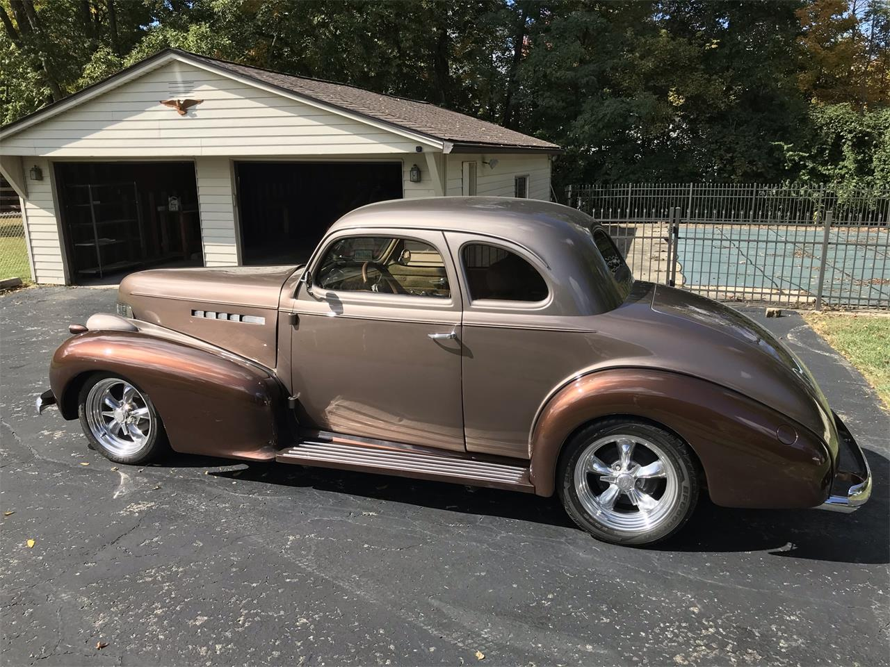 1939 Oldsmobile Club Coupe (CC-1422632) for sale in Milford, Ohio
