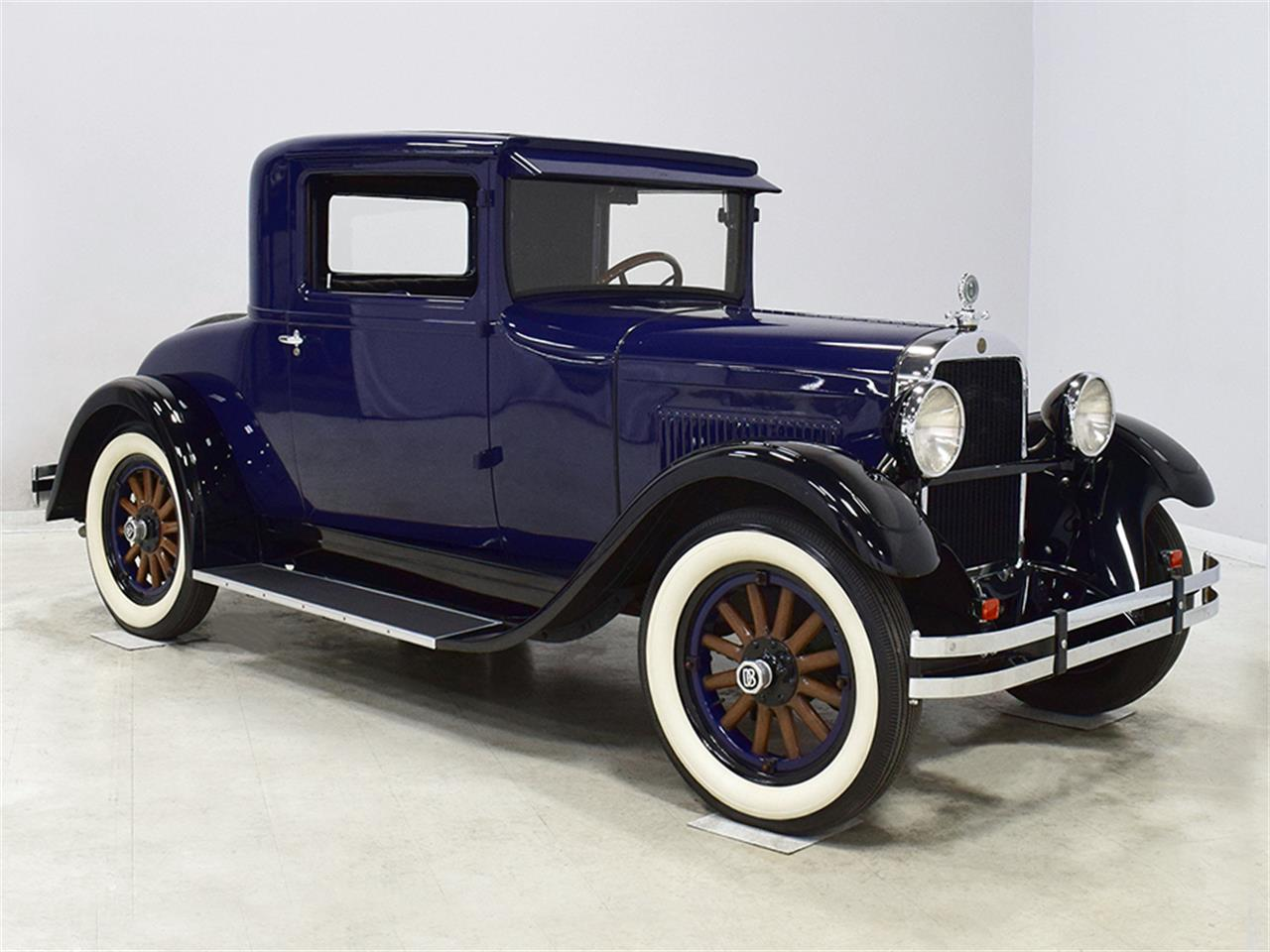 1927 Dodge Brothers Business Coupe (CC-1422635) for sale in Macedonia, Ohio