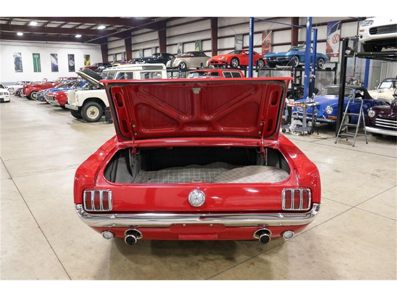 1966 Ford Mustang (CC-1422642) for sale in Kentwood, Michigan