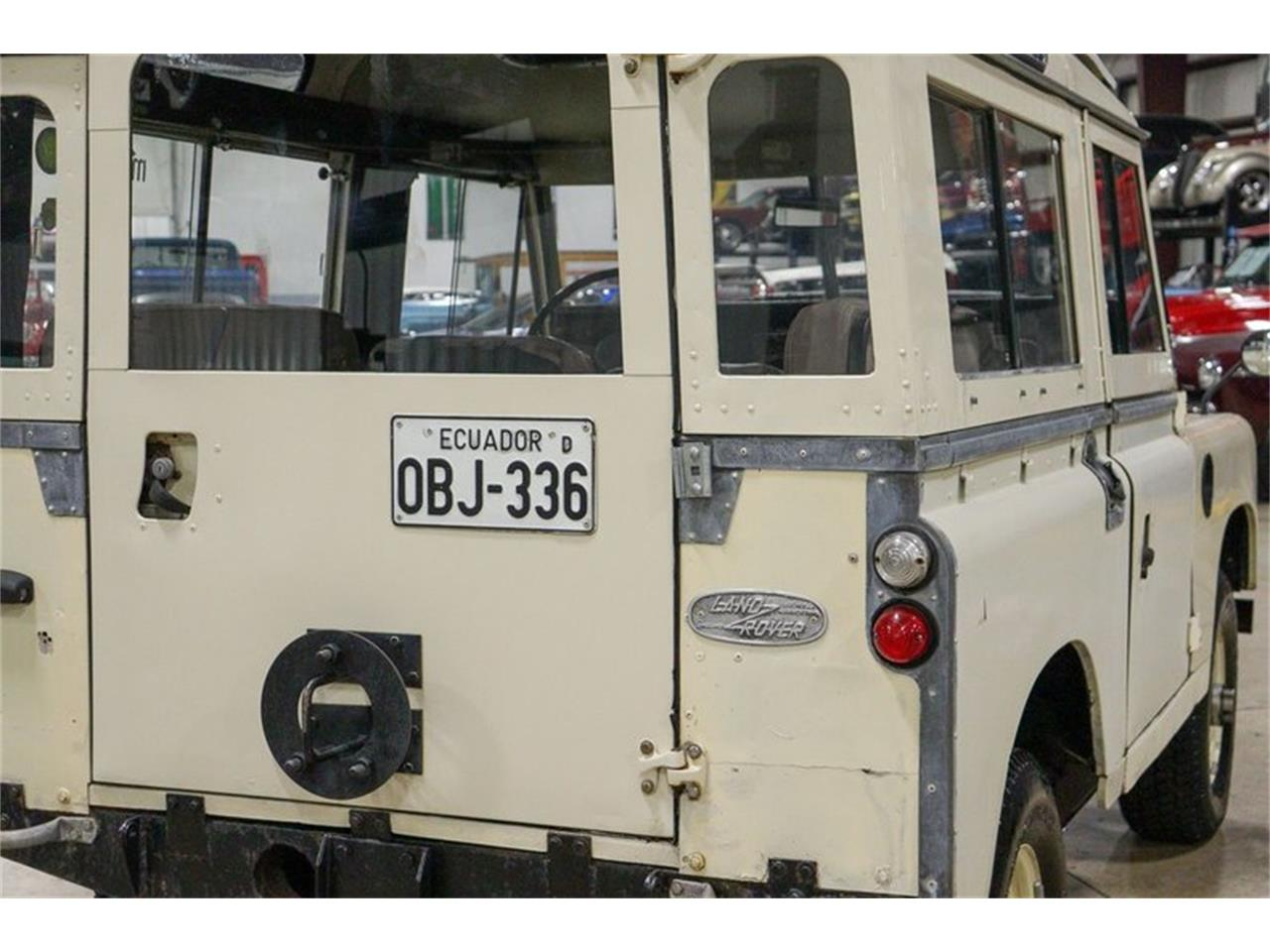 1978 Land Rover Series I (CC-1422648) for sale in Kentwood, Michigan