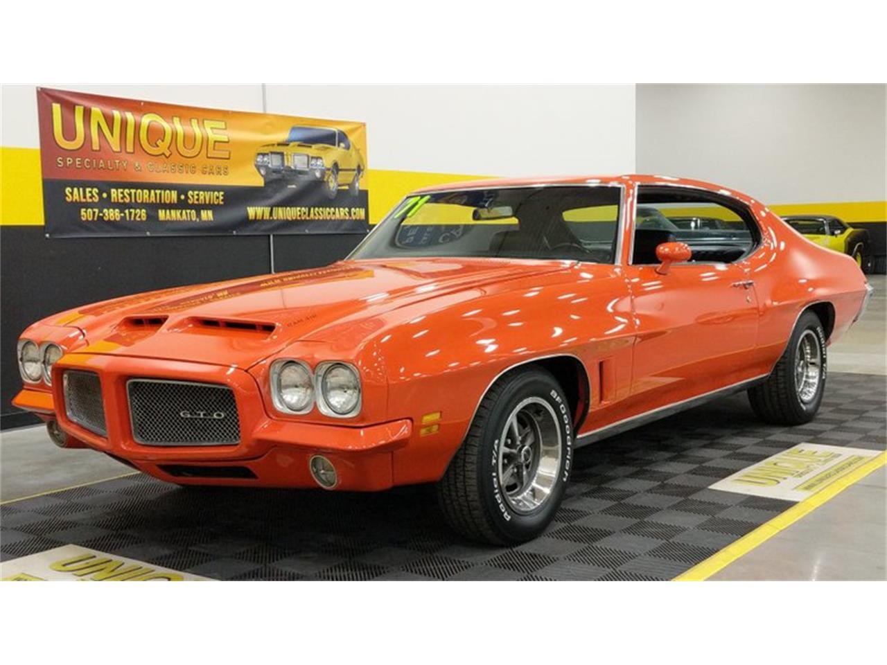 1971 Pontiac GTO (CC-1422654) for sale in Mankato, Minnesota