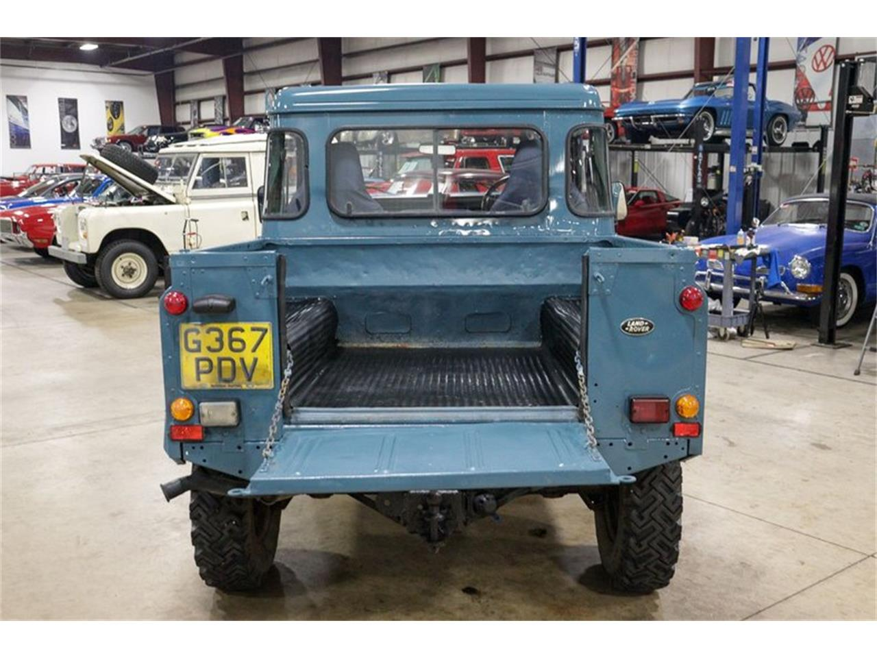 1990 Land Rover Defender (CC-1422656) for sale in Kentwood, Michigan