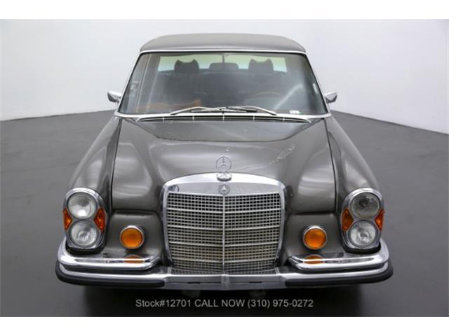 1972 Mercedes-Benz 300SEL