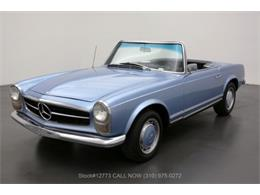 1967 Mercedes-Benz 230SL (CC-1422659) for sale in Beverly Hills, California