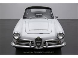 1963 Alfa Romeo Giulia Spider (CC-1422664) for sale in Beverly Hills, California