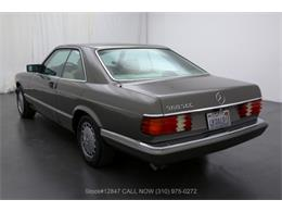 1987 Mercedes-Benz 560SEC (CC-1422666) for sale in Beverly Hills, California