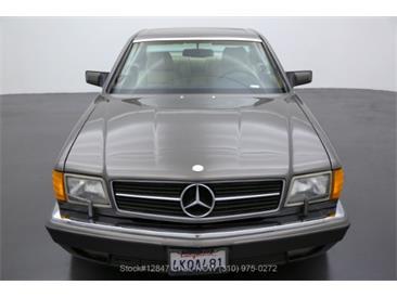 1987 Mercedes-Benz 560SEC (CC-1422666) for sale in Beverly Hills, California