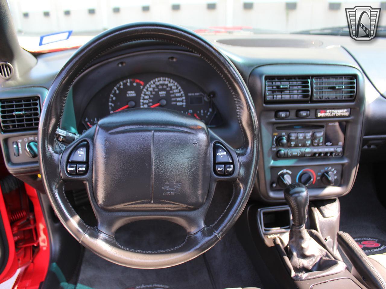 2002 Chevrolet Camaro (CC-1420268) for sale in O'Fallon, Illinois