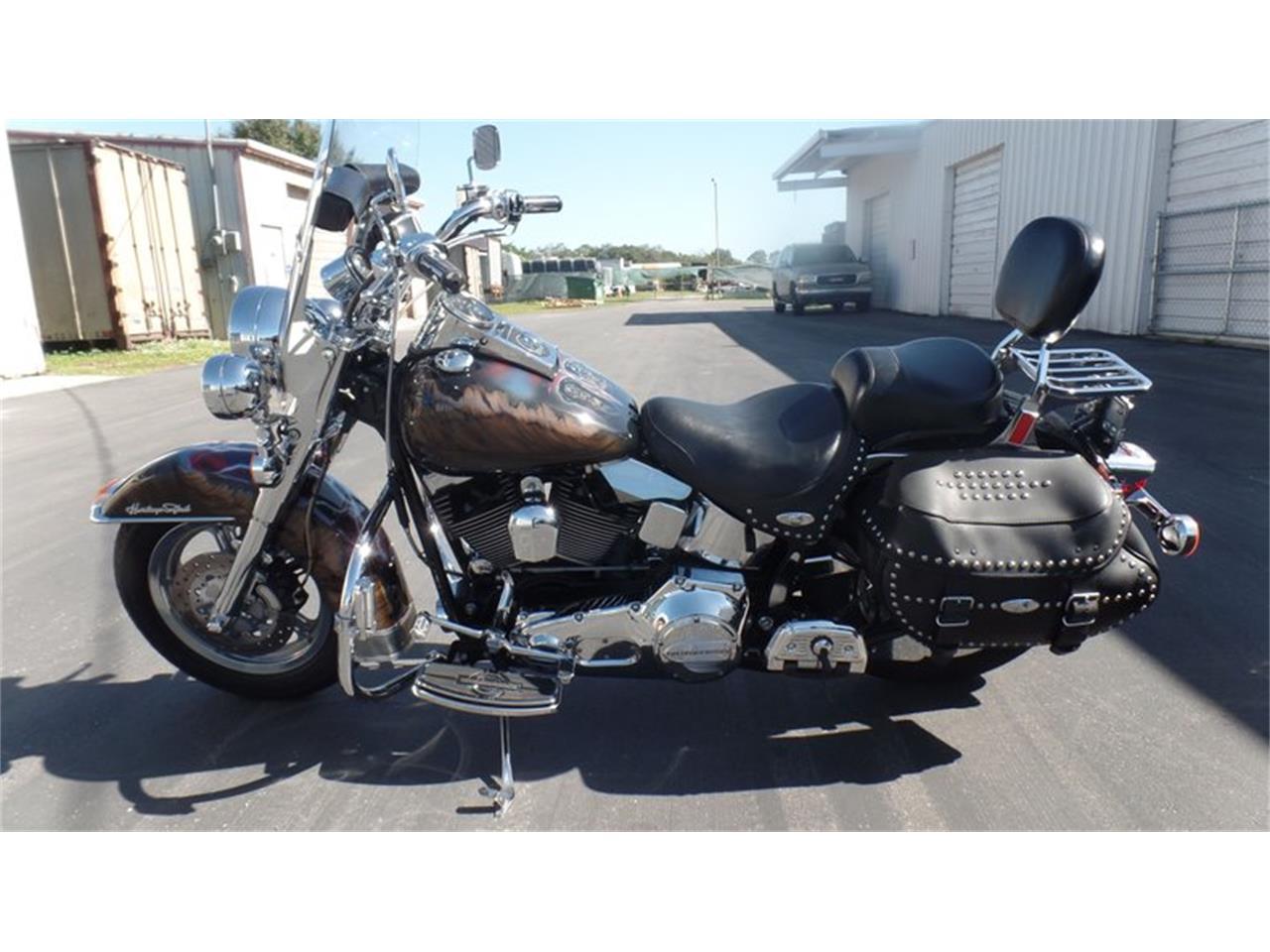 2002 Harley-Davidson Heritage (CC-1422682) for sale in Punta Gorda, Florida