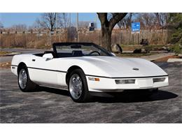 1988 Chevrolet Corvette (CC-1422691) for sale in Alsip, Illinois