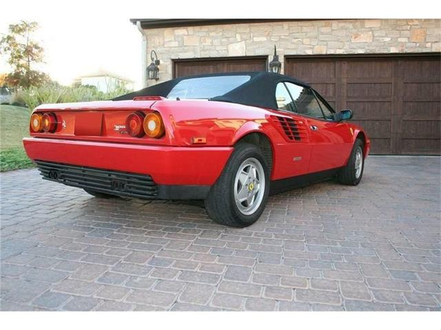 1986 Ferrari Mondial (CC-1422694) for sale in Punta Gorda, Florida
