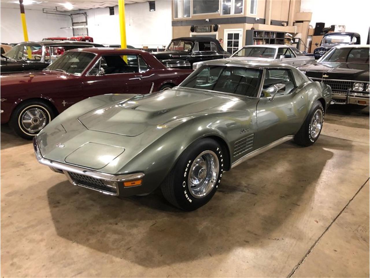 1971 Chevrolet Corvette (CC-1422695) for sale in Punta Gorda, Florida