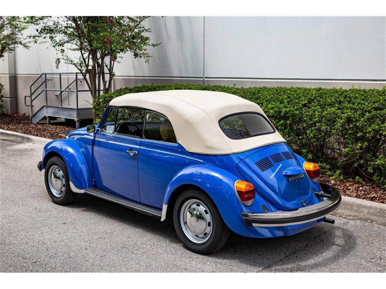 1978 Volkswagen Beetle (CC-1422699) for sale in Punta Gorda, Florida