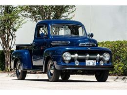 1951 Ford F1 (CC-1422701) for sale in Punta Gorda, Florida