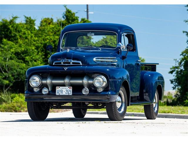 1951 Ford F1 (CC-1422701) for sale in Punta Gorda, Florida
