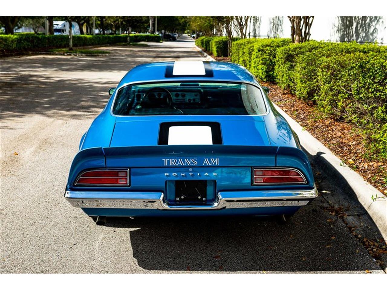 1970 Pontiac Firebird Trans Am (CC-1422702) for sale in Punta Gorda, Florida