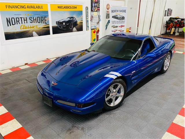 2002 Chevrolet Corvette (CC-1422709) for sale in Mundelein, Illinois