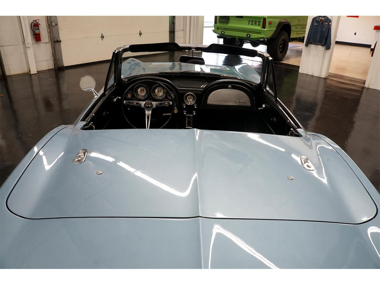 1963 Chevrolet Corvette (CC-1422710) for sale in Homer City, Pennsylvania