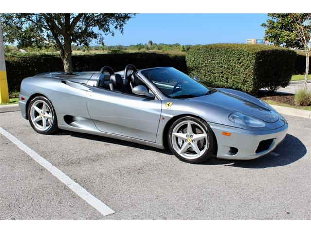 2003 Ferrari 360 (CC-1422713) for sale in Sarasota, Florida