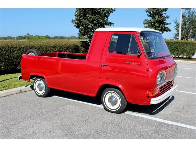 1962 Ford Econoline (CC-1422717) for sale in Sarasota, Florida