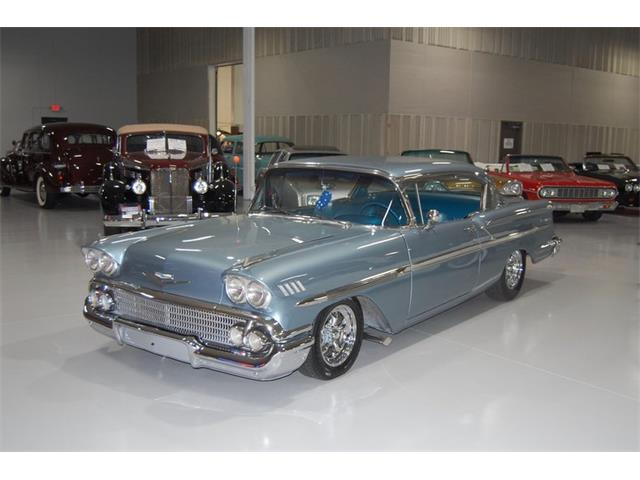1958 Chevrolet Bel Air (CC-1422721) for sale in Rogers, Minnesota