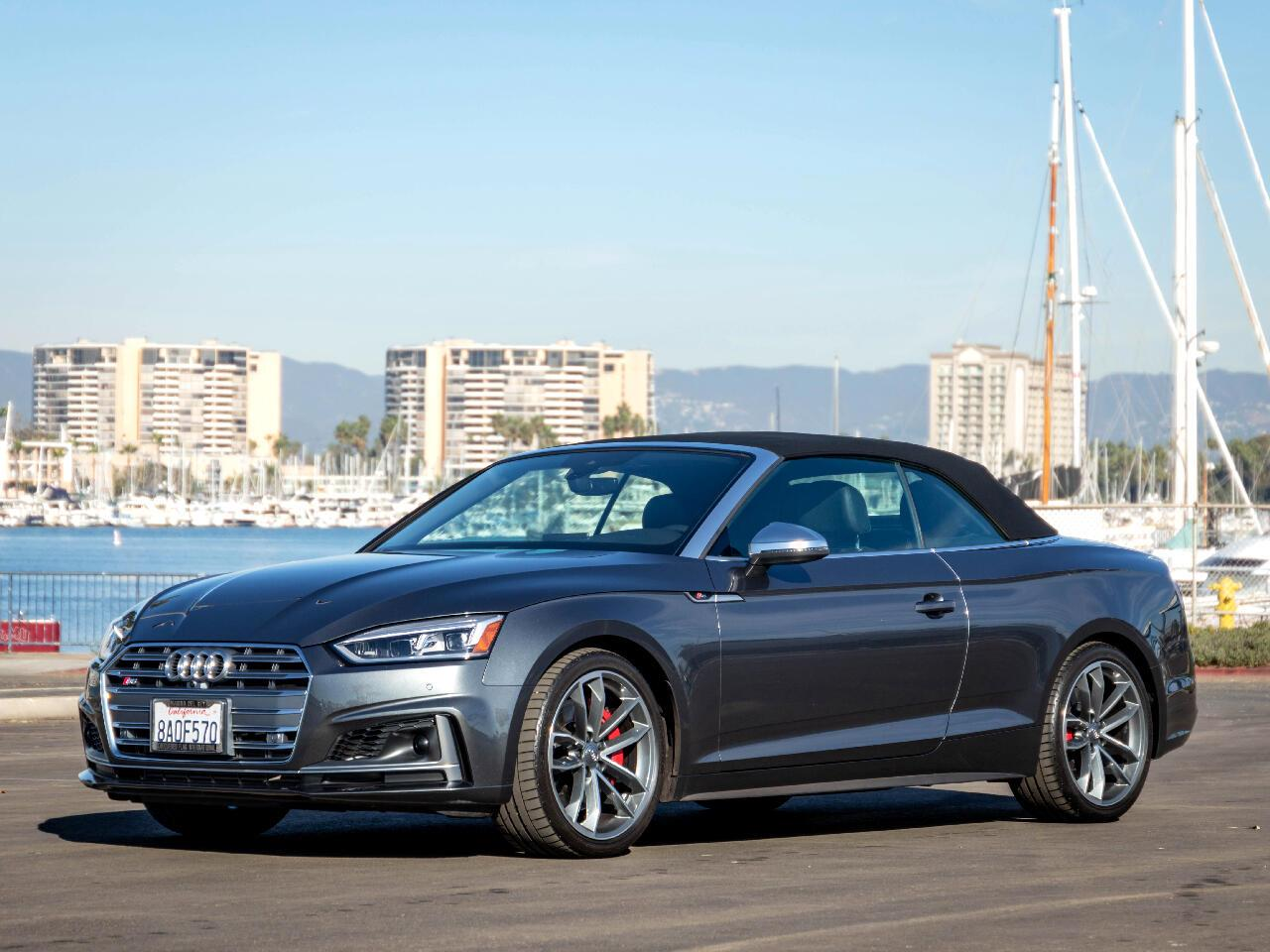 2018 Audi S5 (CC-1422726) for sale in Marina Del Rey, California
