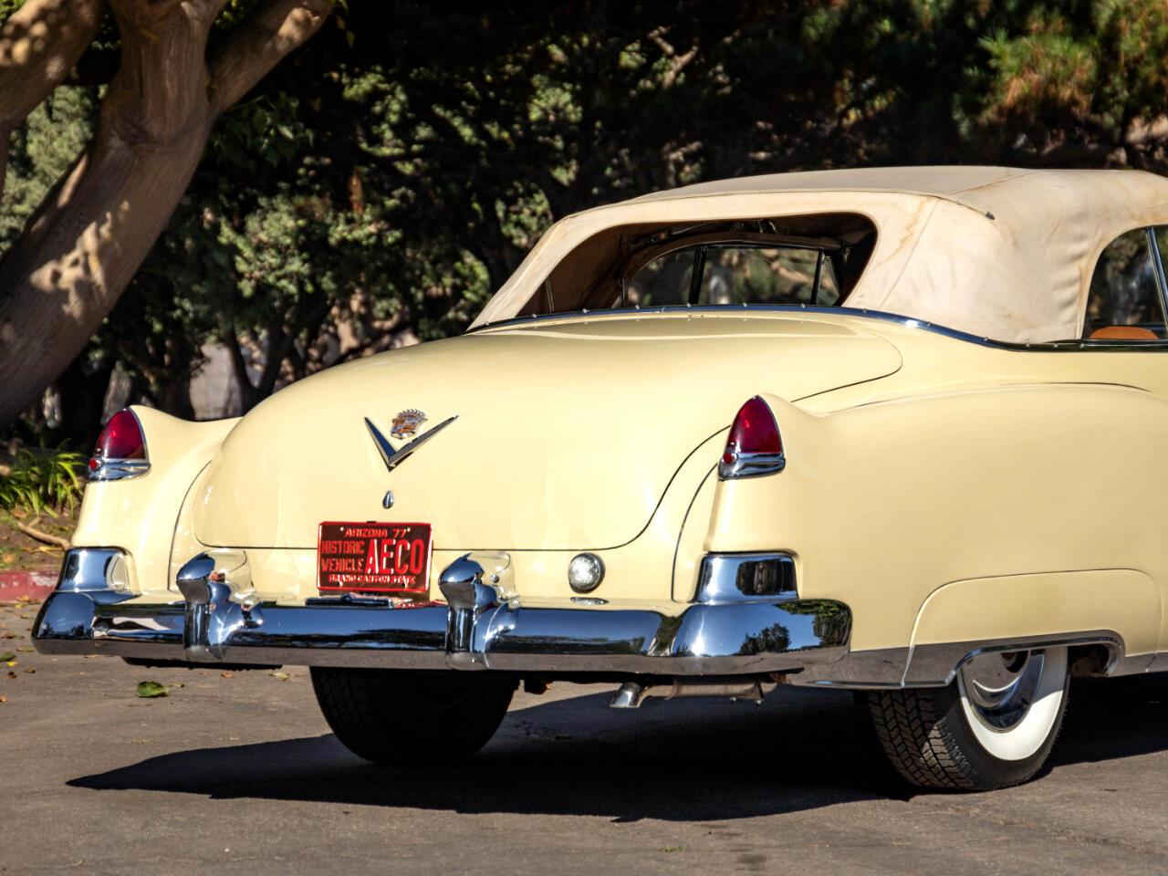 1950 Cadillac Series 62 (CC-1422729) for sale in Marina Del Rey, California