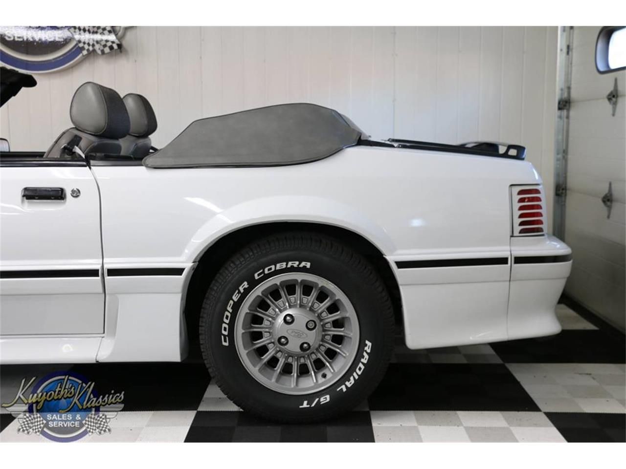 1989 Ford Mustang (CC-1420273) for sale in Stratford, Wisconsin