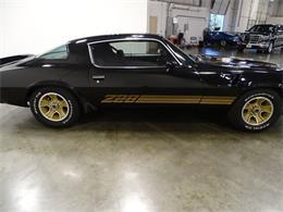 1981 Chevrolet Camaro (CC-1422743) for sale in O'Fallon, Illinois