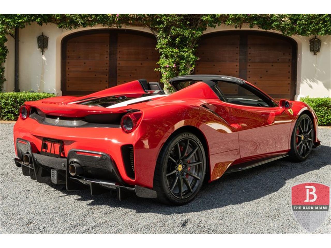 2020 Ferrari 488 (CC-1422745) for sale in Miami, Florida