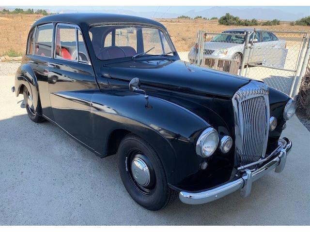 1955 Daimler Conquest (CC-1422751) for sale in Riverside, California