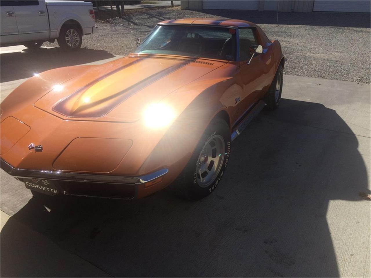 1972 Chevrolet Corvette (CC-1422753) for sale in Hot springs Village, Arkansas