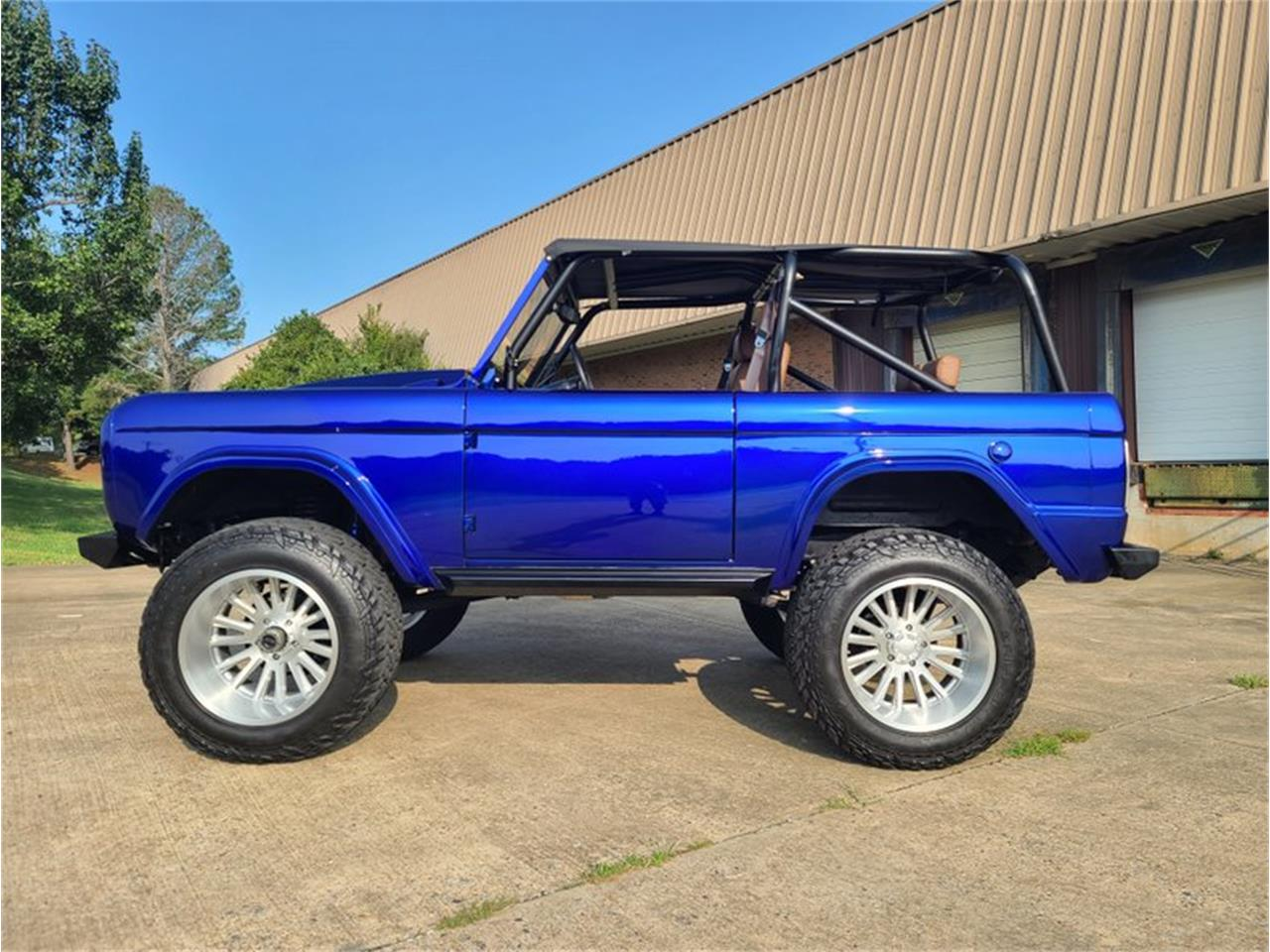 1973 Ford Bronco (CC-1422754) for sale in Collierville, Tennessee