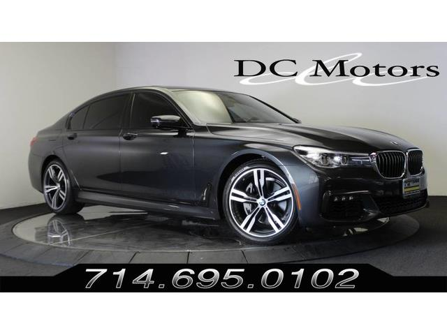 2019 BMW 7 Series (CC-1422759) for sale in Anaheim, California