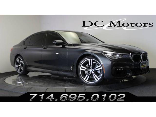 2019 BMW 7 Series (CC-1422759) for sale in Anaheim, California