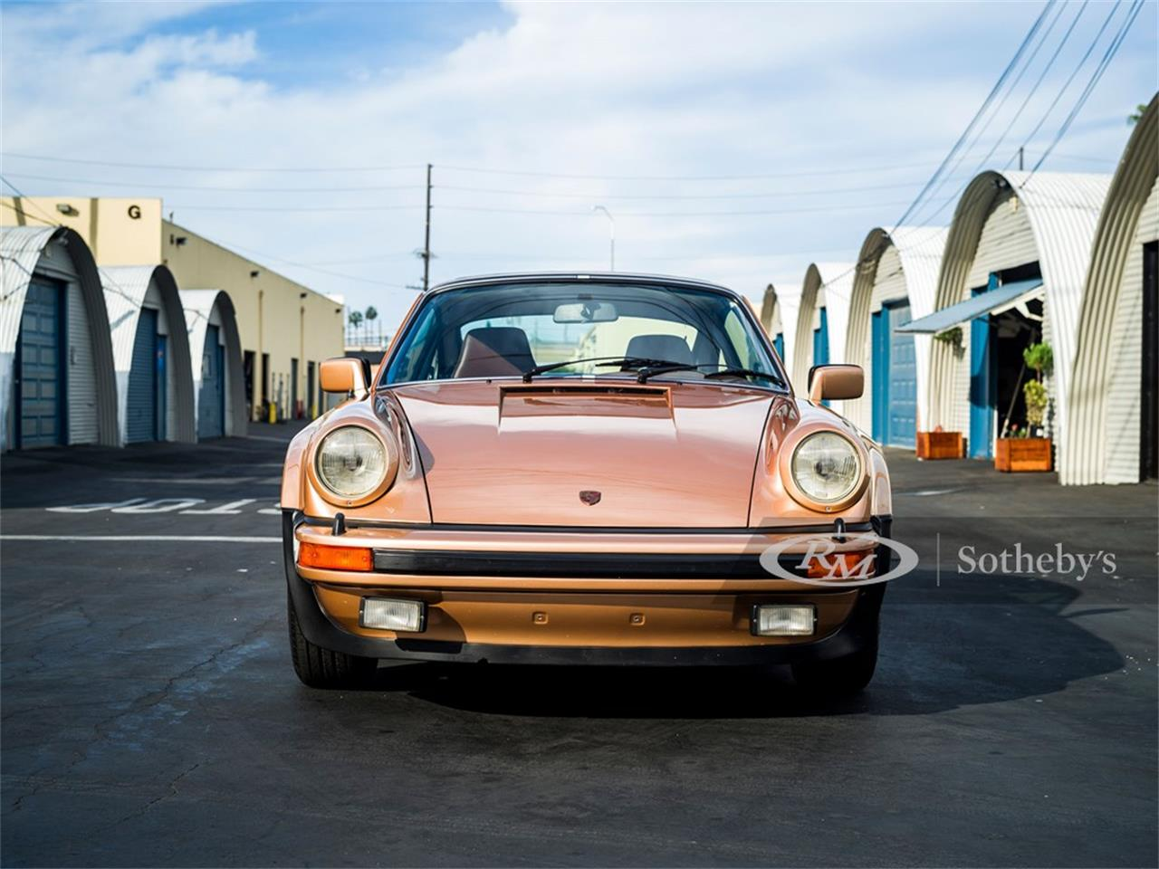 1977 Porsche 911 Turbo (CC-1420276) for sale in Hershey, Pennsylvania