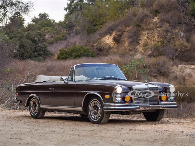 1971 Mercedes-Benz 280SE (CC-1420277) for sale in Hershey, Pennsylvania
