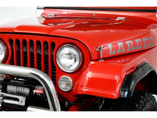1983 Jeep CJ7 (CC-1422770) for sale in Carrollton, Texas