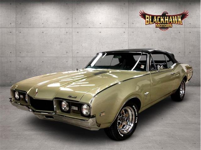 1968 Oldsmobile Cutlass (CC-1422793) for sale in Gurnee, Illinois