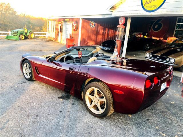 2003 Chevrolet Corvette (CC-1422796) for sale in Wilson, Oklahoma