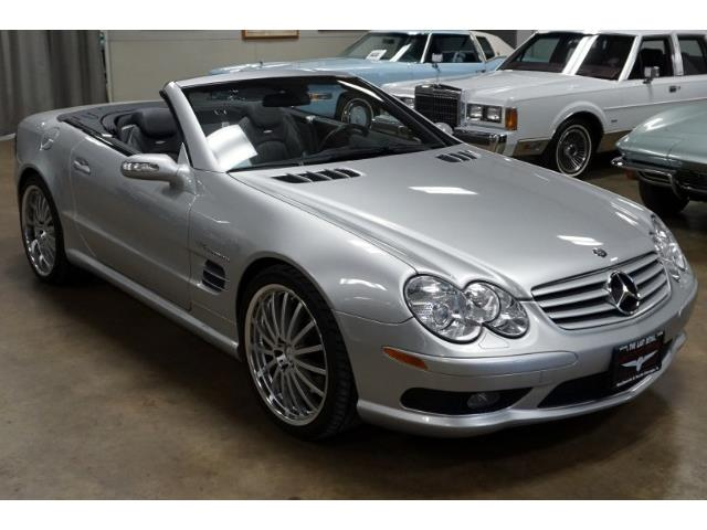 2004 Mercedes-Benz SL-Class (CC-1422799) for sale in Chicago, Illinois
