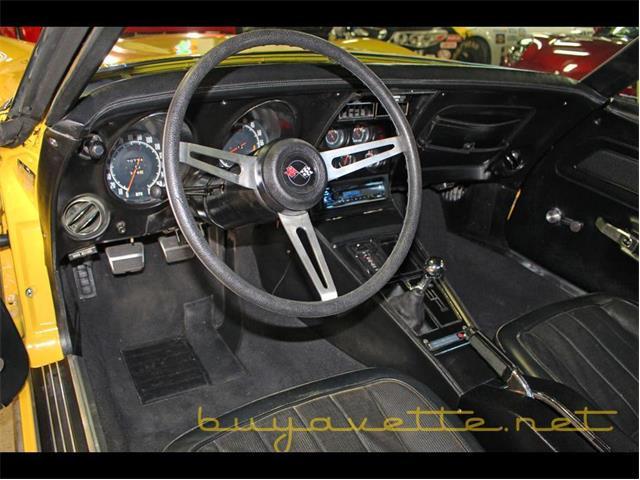 1972 Chevrolet Corvette (CC-1420280) for sale in Atlanta, Georgia