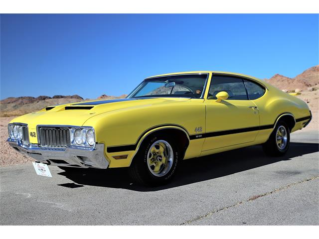 1970 Oldsmobile 442 W-30 (CC-1422814) for sale in Boulder City, Nevada