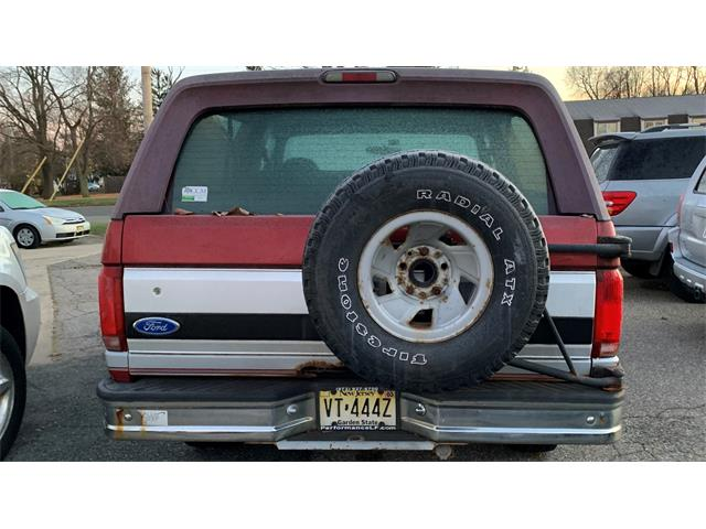 1996 Ford Bronco (CC-1422816) for sale in Landing, New Jersey