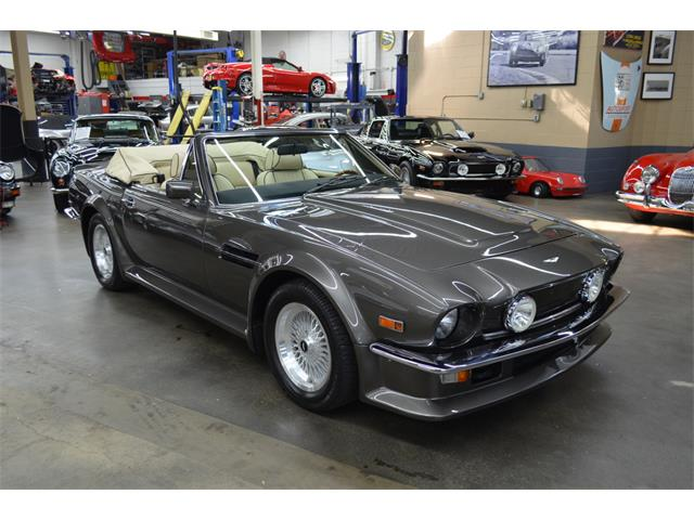 1989 Aston Martin Vantage (CC-1422823) for sale in Huntington Station, New York