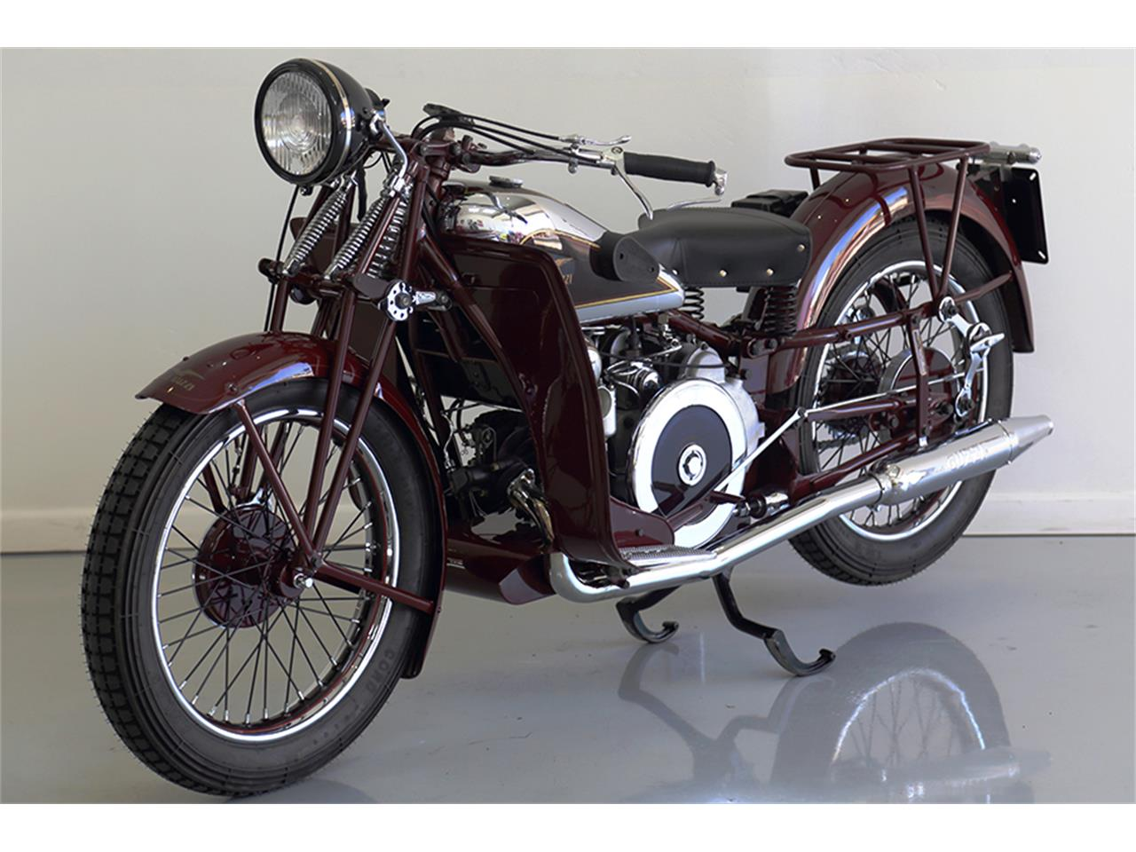 1934 Moto Guzzi Motorcycle (CC-1422826) for sale in La Jolla, California