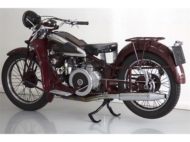 1934 Moto Guzzi Motorcycle (CC-1422826) for sale in La Jolla, California