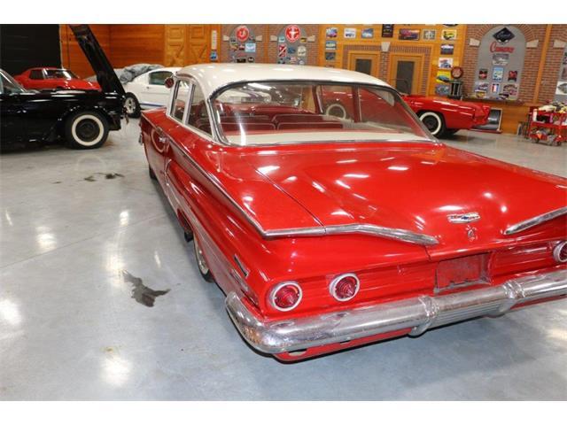 1960 Chevrolet Biscayne (CC-1422829) for sale in Swansea, Massachusetts
